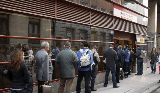 El paro en la eurozona alcanza nuevos m ximos impulsado - Oficinas inem madrid ...