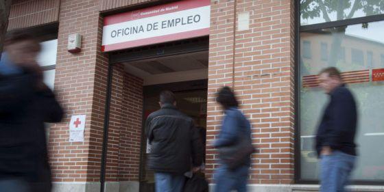 Espa a se rezaga en su objetivo de empleo econom a el pa s for Oficina inem madrid