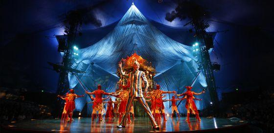 El fondo de capital privado tpg cierra la compra del for Espectaculo circo de soleil